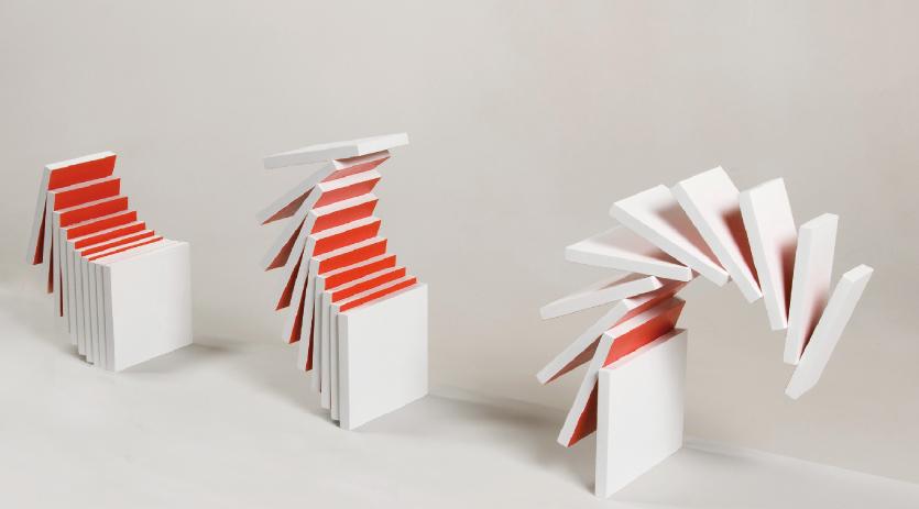 Origami Möbel transform x sarahlovgren